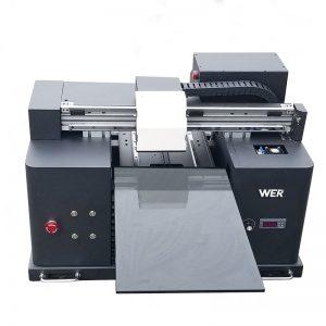 2018 A3 väike digitaalne odav T-särk printer DIY disain WER-E1080T