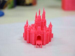 Üheosaline 3D printimise lahendus