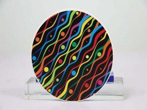 Ühekordse keraamilise plaatide printimise lahus