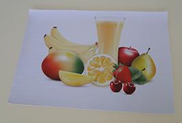 PVC bänner trükitud 3,2 m (10 jalga) ökoloogilise lahusti printer WER-ES3201