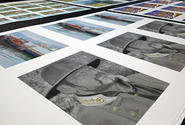 Fotopaber, mida trükitakse 1.8 m (6 jalga) ökoloogilise lahusti printer WER-ES1802 2.