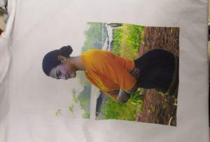 T-särgid, mis printida Burma kliendi jaoks WER-EP6090T printeri