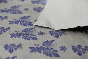 Tekstiiltrüki proov 2 digitaalse tekstiiltrükimasina WER-EP7880T abil