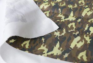 Tekstiili trükkimine proov 3 digitaalse tekstiiltrükimasina WER-EP7880T abil