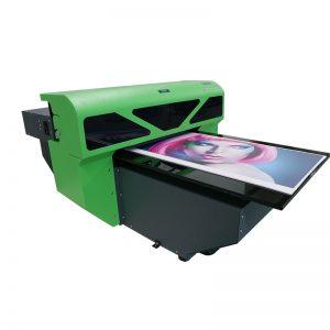 odav uv inkjet tasapinnaline, A2 420 * 900mm, WER-D4880UV, mobiiltelefoni korpuse printer
