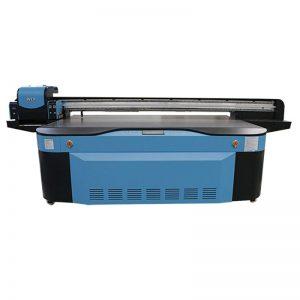 täisvärv CMYK LCLM valge lakk UV lauaplaat printer 3D WER-G2513UV