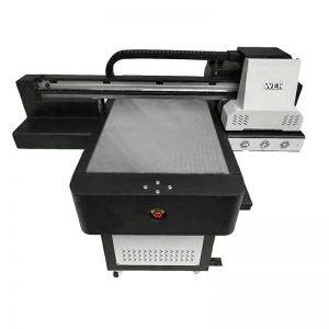 digitaalne uv plaat tindiga otse tekstiiltri printer t-särk DTG printer WER-ED6090T