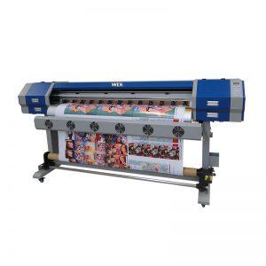 Kangas T-särk tekstiilprinter DX5 pea WER-EW160