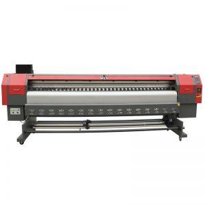 suure kiirusega 3,2 m lahusti printer, digitaalne flex banner trükimasina hind WER-ES3202