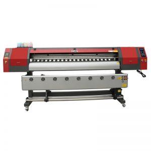 suure kiirusega multifunktsionaalne trükimasin rõivaste lahenduseks WER-EW1902